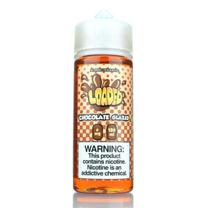 Loaded Eliquid - Chocolate Glazed Ejuice - 120ml - Ejuicesteals.com