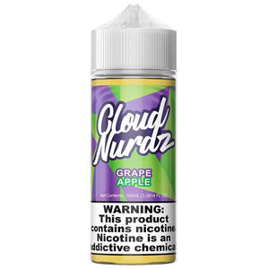 Cloud Nurdz - Grape Apple Ejuice - 100ml - Ejuicesteals.com