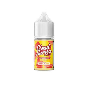 Cloud Nurdz Salts - Strawberry Lemon Ejuice - 30ml - Ejuicesteals.com