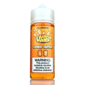 Loaded Eliquid - Cookie Butter Ejuice - 120ml - Ejuicesteals.com