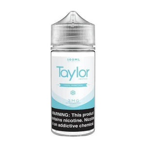 Cool Menthol By Taylor 100ml