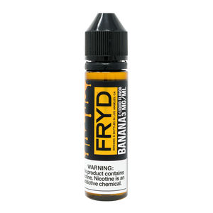 Fryd Liquids - Banana Ejuice - 60ml-EjuiceSteals.com