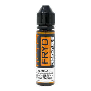 Fryd Liquids - Cream Cake Ejuice - 60ml - Ejuicesteals.com