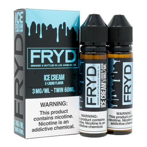 Fryd Liquids - Ice Cream Ejuice Twin Pack - 120ml - Ejuicesteals.com