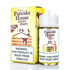 The Pancake House - Golden Maple Ejuice - 100ml - Ejuicesteals.com