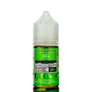 Glas Basix Nic Salts - Juicy Apple Ejuice - 30ml - Ejuicesteals.com
