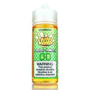 Loaded Eliquid - Glazed Donut Ejuice - 120ml - Ejuicesteals.com