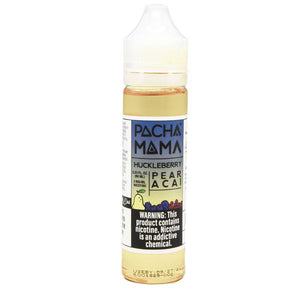 Pachamama - Huckleberry Pear Acai Ejuice - 60ml - Ejuicesteals.com