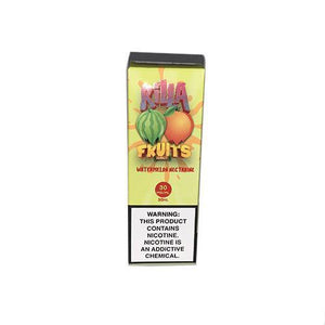 Killa Fruits Salt - Watermelon Nectarine Ejuice - 30ml - Ejuicesteals.com
