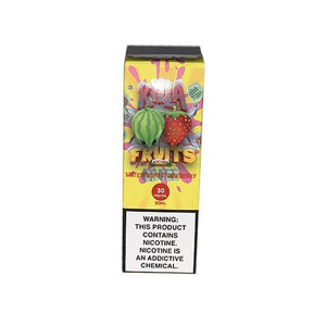 Killa Fruits Salt On Ice - Watermelon Strawberry Ejuice - 30ml - Ejuicesteals.com