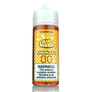 Loaded Eliquid - Lemon Bar Ejuice - 120ml - Ejuicesteals.com