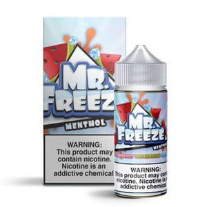 Mr. Freeze Menthol - Strawberry Watermelon Frost Ejuice - 100ml - Ejuicesteals.com
