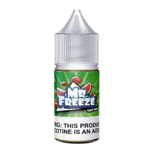 Mr. Freeze Salt - Strawberry Watermelon Frost Ejuice - 30ml - Ejuicesteals.com