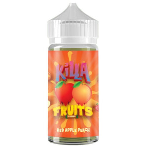Red Apple Peach - Killa Fruits 100ml