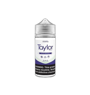 Wild Berries By Taylor 100ml