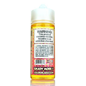 Raspberry Eclair - Loaded E-Liquid 120ml