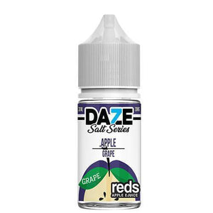 Reds 7 Daze Salt Series - Grape Ejuice - 30ml - Ejuicesteals.com