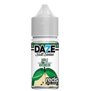 Reds 7 Daze Salt Series - Watermelon Ejuice - 30ml - Ejuicesteals.com