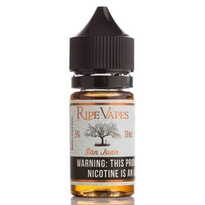 San Juan - Ripe Vapes Salt 30ml