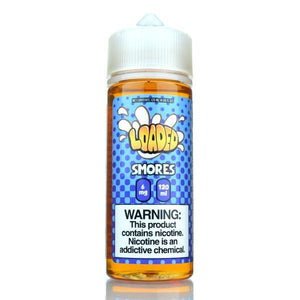 Smores - Loaded E-Liquid 120ml