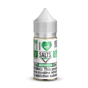 I Love Salts - Spearmint Gum Ejuice - 30ml - Ejuicesteals.com