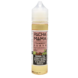 Pachamama - Strawberry Guava Jackfruit Ejuice - 60ml - Ejuicesteals.com