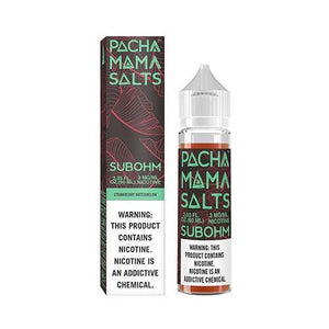 Strawberry Watermelon - Pachamama Sub Ohm Salts 60ml