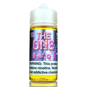The One - Strawberry Ejuice - 100ml - Ejuicesteals.com