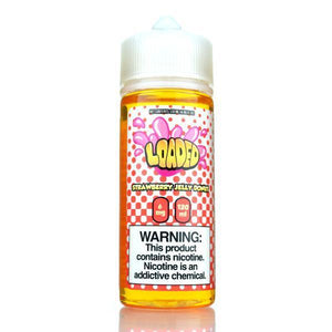 Strawberry Jelly Donut - Loaded E-Liquid 120ml