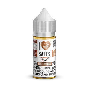 I Love Salts - Sweet Tobacco Ejuice - 30ml - Ejuicesteals.com