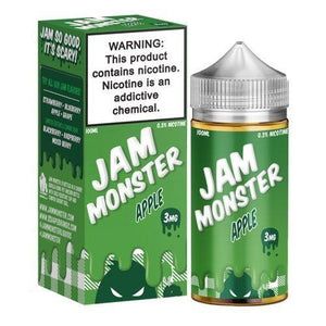 Jam Monster - Apple Ejuice - 100ml - Ejuicesteals.com