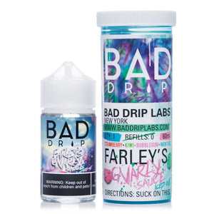 Farleys Gnarly Sauce Iced Out By Bad Drip 60Ml Ejuice
