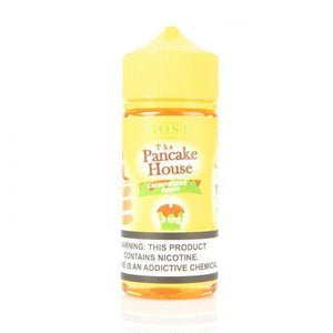 The Pancake House - Caramel Apple Ejuice - 100ml - Ejuicesteals.com