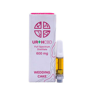 Urth CBD Wedding Cake Cartridge - 600mg