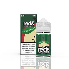 Reds Apple Ejuice - Watermelon Ejuice - 60ml