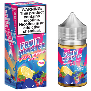 Fruit Monster Salt - Blueberry Raspberry Lemon Ejuice - 30ml - Ejuicesteals.com