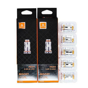 Geek Vape Mesh Boost Coil - 5 Pack - Ejuicesteals.com