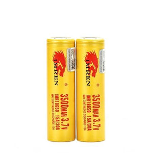 Imren - Golden 3500mAh 30A Battery - Ejuicesteals.com