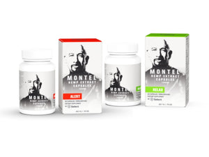 Montel by Select CBD Gel Capsules 1500mg - Ejuicesteals.com