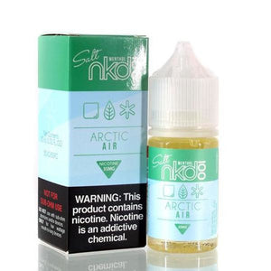 Naked 100 Salt (NKD 100 Salt) - Mint Ejuice - 30ml - Ejuicesteals.com