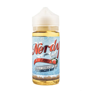 Nerdy - Strawberry Kiwi Chilled Out Ejuice - 100ml