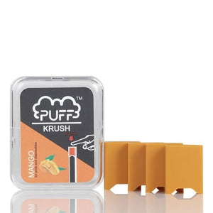 Puff Krush Add-On Pre-Filled Pods - (4 Pack) Mango Vape Accessories