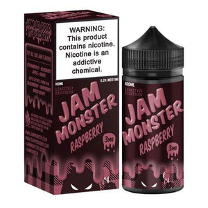 Raspberry - Jam Monster 100ml