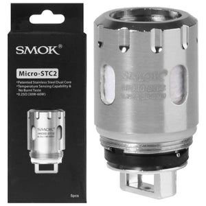 Smok Micro - STC2 Coil - 5 Pack - Ejuicesteals.com