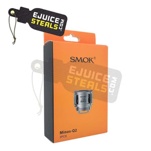 Smok Minos - Q2 Replacement Coil - Ejuicesteals.com