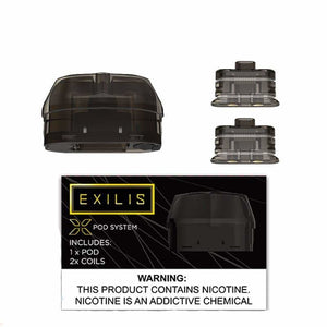 Snow Wolf Exilis - Replacement Pod - 2 Pack - Ejuicesteals.com