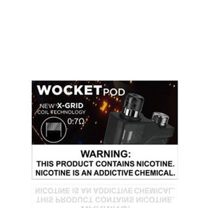 Snow Wolf Wocket - Replacement Pod - Ejuicesteals.com
