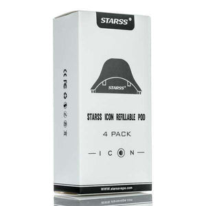 Starss Icon Replacement Pods - 4pk