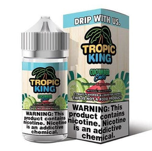 Tropic King - Cucumber Cooler Ejuice - 100ml - Ejuicesteals.com