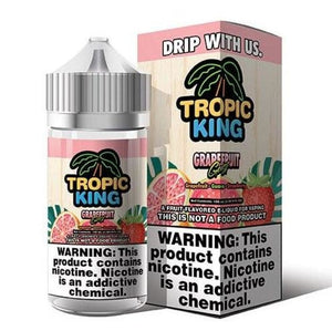 Tropic King - Grapefruit Gust Ejuice - 100ml - Ejuicesteals.com